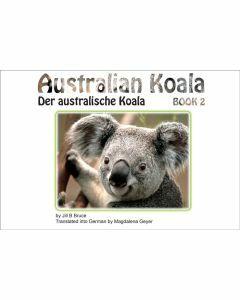 Book 2: Australian Koala in English & German