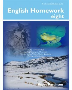 English Homework Eight