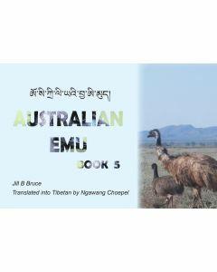 Book 5: Australian Emu in English & Tibetan