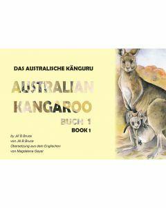Book 1: Australian Kangaroo in English & German
