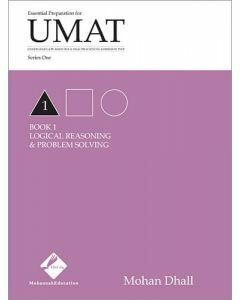 UMAT Series 1 Book 1 Logical Reasoning & Problem Solving