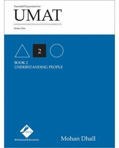 UMAT Series 1 Book 2 Understanding People