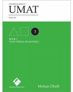 UMAT Series 1 Book 3 Non-verbal Reasoning