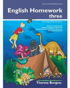 English Homework Three