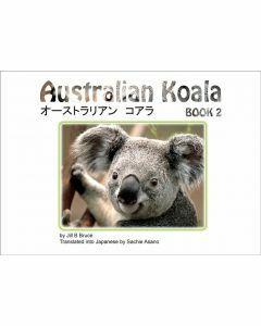 Book 2: Australian Koala in English & Japanese