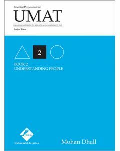 UMAT Series 2 Book 2 Understanding People