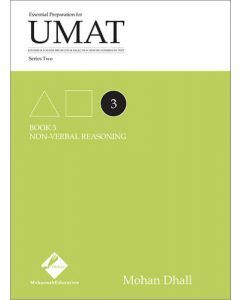 UMAT Series 2 Book 3 Non-verbal Reasoning