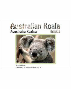 Book 2: Australian Koala in English & Turkish