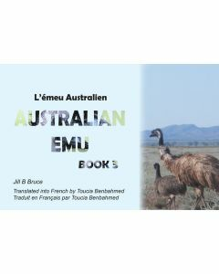 Book 3: Australian Emu in English & French