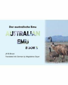 Book 3: Australian Emu in English & German