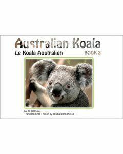 Book 2: Australian Koala in English & French