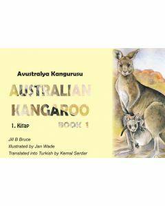 Book 1: Australian Kangaroo in English & Turkish