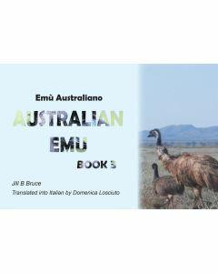 Book 3: Australian Emu in English & Italian