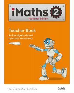 iMaths 2 Teacher Book