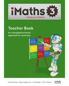 iMaths 3 Teacher Book