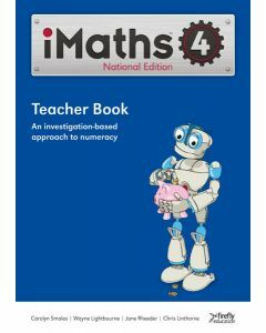 iMaths 4 Teacher Book
