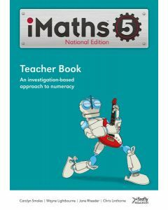 iMaths 5 Teacher Book