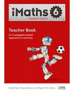 iMaths 6 Teacher Book