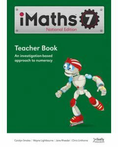 iMaths 7 Teacher Book
