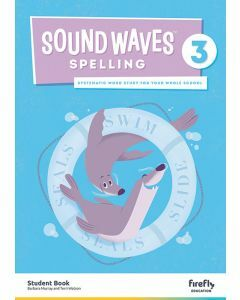 [Pre-order] Sound Waves Spelling 3 Student Book [Due Jun 2021]