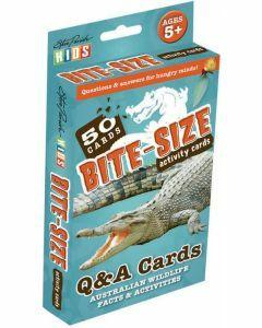 Q & A Cards: Bite-Size Activity Flash Cards (Ages 5+)