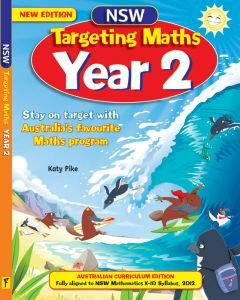 NSW Targeting Maths Year 2 Student Book Australian Curriculum Edition