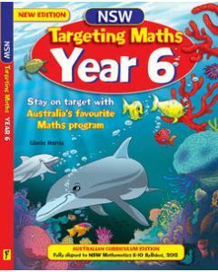 NSW Targeting Maths Year 6 Student Book Australian Curriculum Edition
