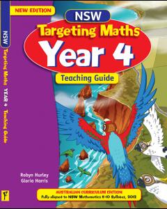 NSW Targeting Maths Year 4 Teaching Guide Australian Curriculum Edition