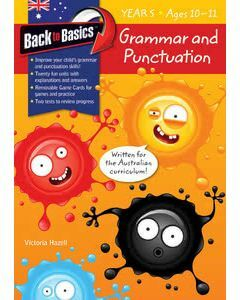 Back to Basics Grammar & Punctuation Year 5