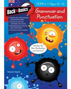 Back to Basics Grammar & Punctuation Year 6