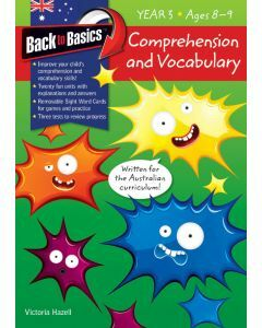 Back to Basics Comprehension & Vocabulary Year 3