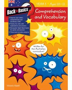 Back to Basics Comprehension & Vocabulary Year 5