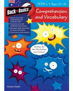 Back to Basics Comprehension & Vocabulary Year 6