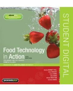 Food Technology in Action 4E Preliminary and HSC eBookPLUS (Access Code)