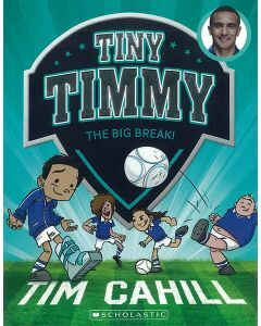 Tiny Timmy #6: The Big Break!