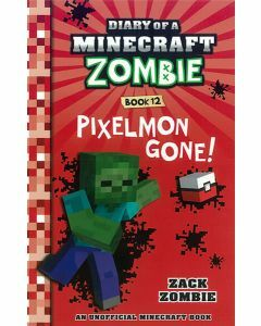Diary of a Minecraft Zombie #12 Pixelmon Gone!