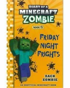 Diary of a Minecraft Zombie #13: Friday Night Frights