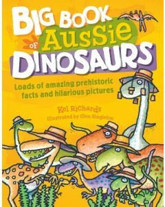 Big Book of Aussie Dinosaurs