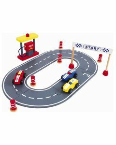 Car Race Set (Ages 3+)