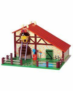 Farmyard Play Set (Ages 3+)