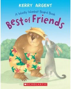 Best of Friends - A Woolly Wombat Board Book