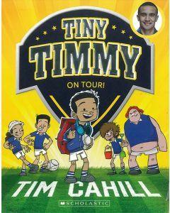 Tiny Timmy #5: On Tour!