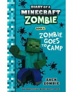 Diary of a Minecraft Zombie #6: Zombie Goes to Camp
