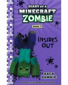 Diary of a Minecraft Zombie #11 Insides Out