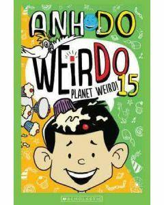 WeirDo 15: Planet Weird