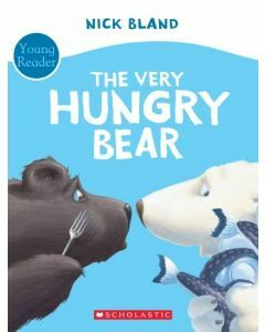 The Very Hungry Bear (Young Reader Edition)