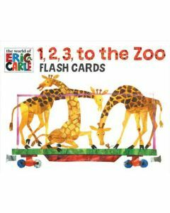 1, 2, 3 to the Zoo Flash Cards
