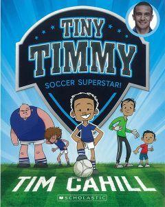 Tiny Timmy #1: Soccer Superstar!