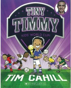 Tiny Timmy #4: Kids' World Cup!
