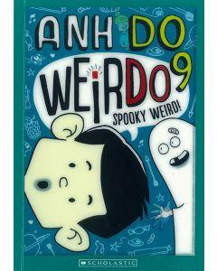 WeirDo 9: Spooky Weird!